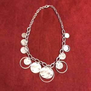 Jewelry - Silver statement piece